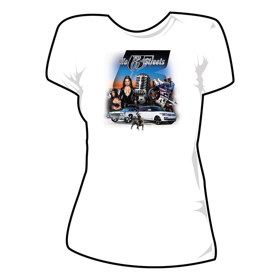 Custom T Shirt Order Ruff Ryders
